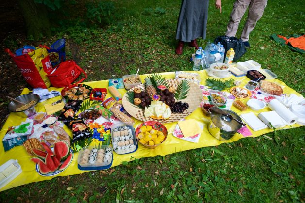 *Picknick-Buffet*